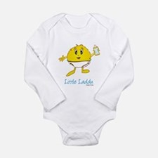 Little Laddu Long Sleeve Body Suit