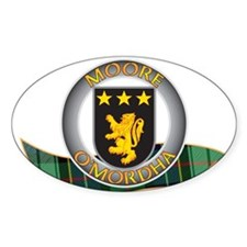 Moore Clann Decal