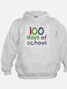 Numbers 100 Days Hoodie