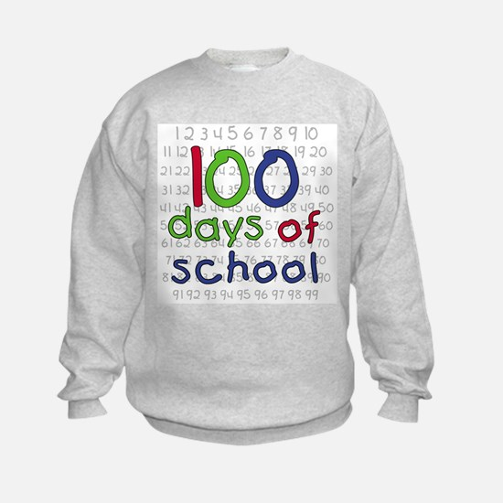 Numbers 100 Days Jumpers