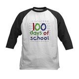 100th day of school Baseball Jersey