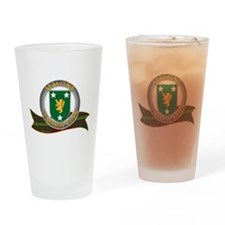 Malone Clann Drinking Glass