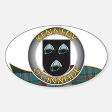 Kennedy Clann Decal