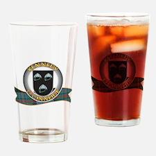 Kennedy Clann Drinking Glass