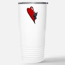 Love Scotties Travel Mug