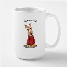 Wheaten Scottie Manipulate Mug