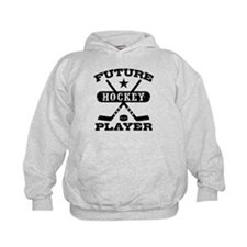 Future Hockey Player Hoodie
