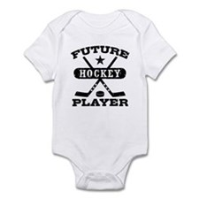 Future Hockey Player Infant Bodysuit