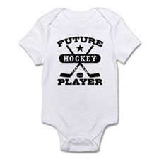 Future Hockey Player Onesie