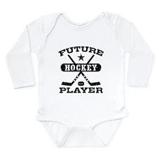 Future Hockey Player Onesie Romper Suit