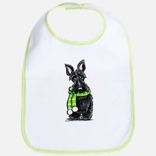 Scottie Scarf Bib