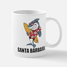 Santa Barbara Mugs