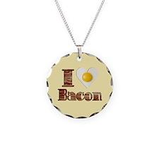 Love Bacon Necklace
