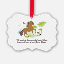 Wind of Heaven - Paso Fino Ornament