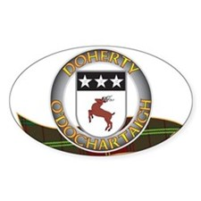 Doherty Clann Decal