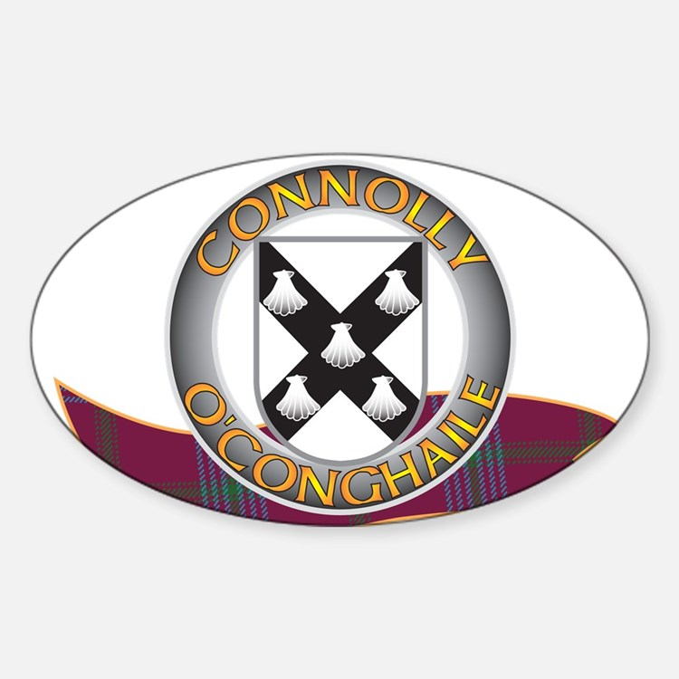 Connolly Clann Decal