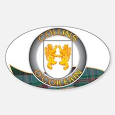 Collins Clann Decal