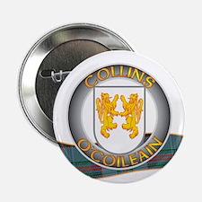 """Collins Clann 2.25"""" Button"""