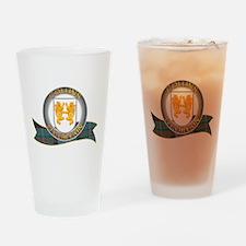 Collins Clann Drinking Glass