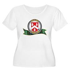 Byrne Clann Plus Size T-Shirt