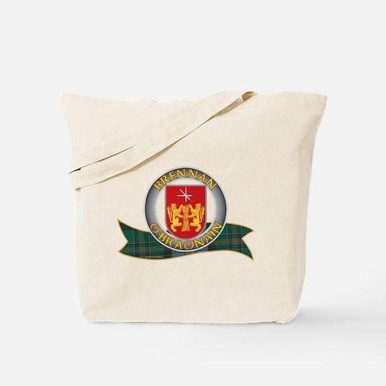 Brennan Clann Tote Bag