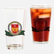 Brennan Clann Drinking Glass