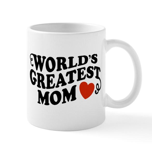World S Greatest Dog Mom Mug