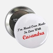 In Love with Casandra Button