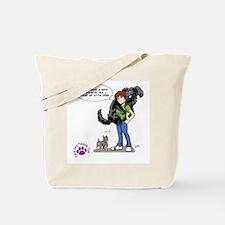 Groomer Humor - My Hero! Tote Bag