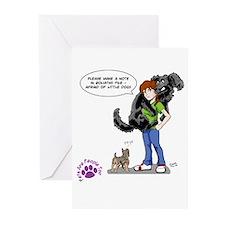 Groomer Humor - My Hero! Greeting Cards (Package o