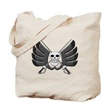 BW Monochrome Tote Bag
