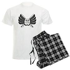 BW Monochrome pajamas