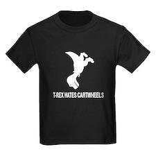T-Rex Hates Cartwheels T