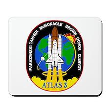 Atlantis STS-66 Mousepad
