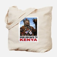 BARACK GO BACK Tote Bag