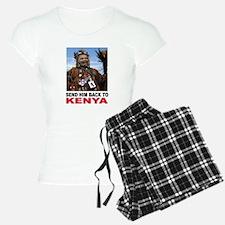 BARACK GO BACK Pajamas