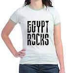 Egypt Rocks Jr. Ringer T-Shirt