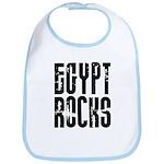 Egypt Rocks Bib