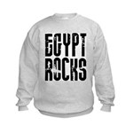 Egypt Rocks Kids Sweatshirt