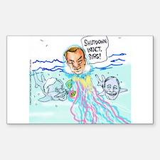 Boehner In Deep Water W/Koch Bros Decal