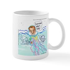 Boehner In Deep Water W/Koch Bros Mugs