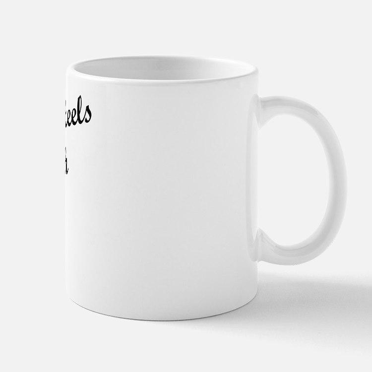 In Love with Carol Mug