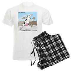 Triple Sock Cow Pajamas