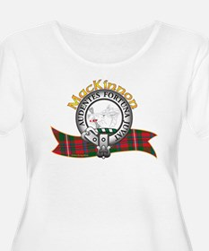 MacKinnon Clan Plus Size T-Shirt
