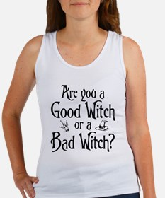 Good Witch or Bad Witch Women's Tank Top