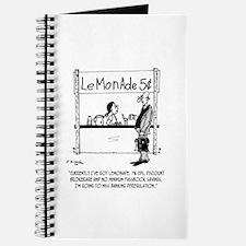 Lemonade Stand & Banking Deregulation Journal