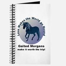 Gaited Morgans Worth the Trip! Journal