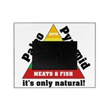 Paleo Pyramid - Natural Picture Frame