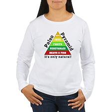 Paleo Pyramid - Natura T-Shirt