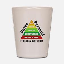 Paleo Pyramid - Natural Shot Glass